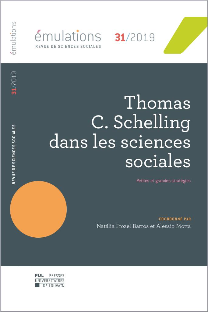Thomas Schelling dans les sciences sociales