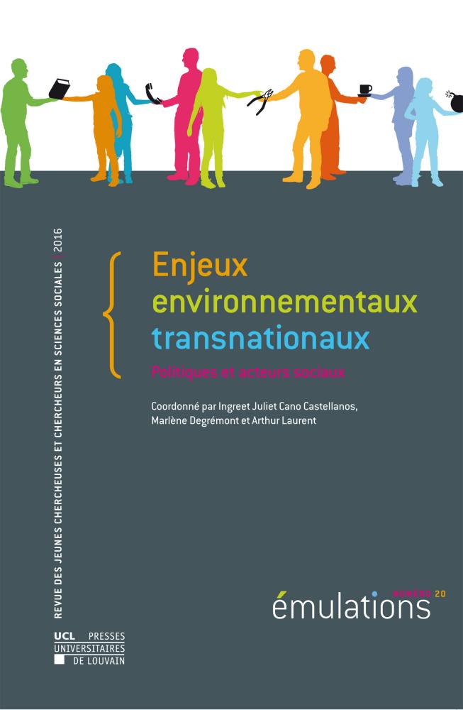 sociologie de l'environnement